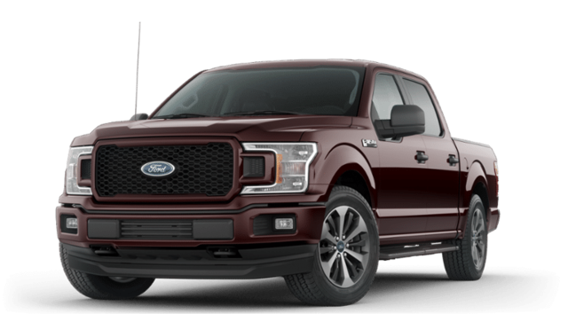 New 2019 Ford F-150 STX Truck for sale in Hobart, IN